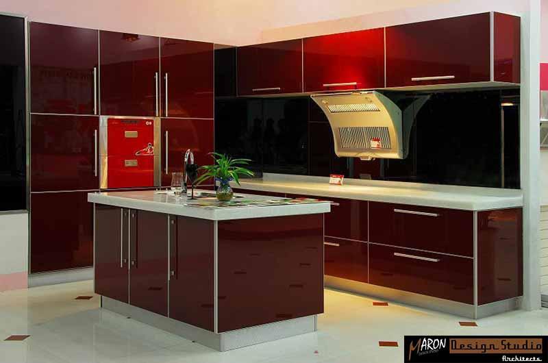 بهترین کابینت آَشپزخانه در دکوراسیون داخلی