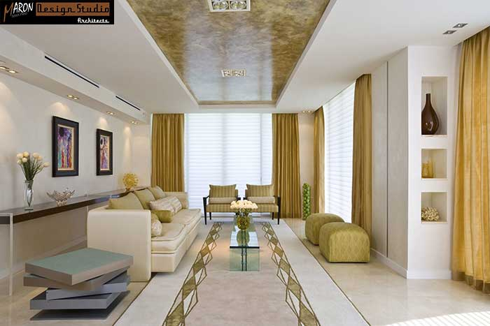 طراحی داخلی و نقش رنگ در دکوراسیون داخلی منزل