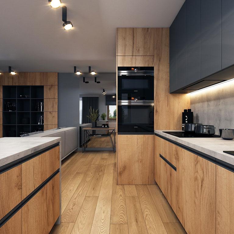 انتخاب بهترین کابینت آشپزخانه