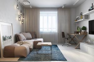 عکس طراحی داخلی برای خانه های کوچک